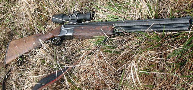 Как подобрать оружие для охоты на медведя